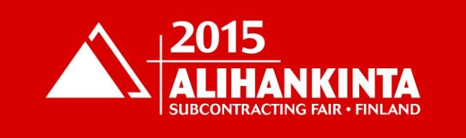 Alihankinta 2015 logo